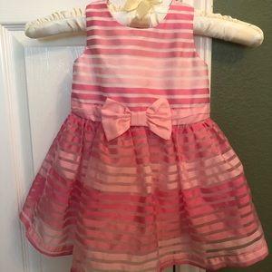 Pink Dress 18m/24m